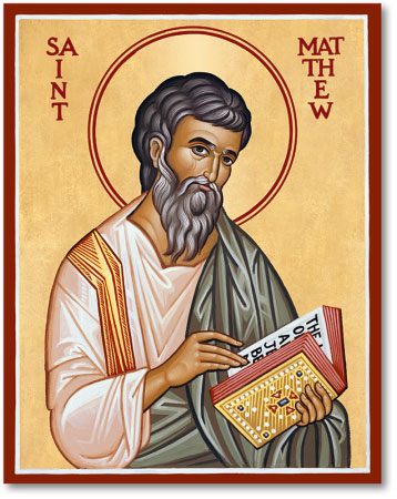 st-matthew-icon-749